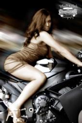 Christina - On a Yamaha