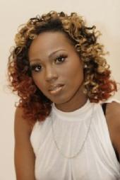 Khriz-Nicole - Bijoux Hair show