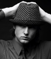 Craig Cody - checker hat