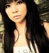 Avi Lyn - me with long hair