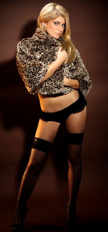 Vivienne Edge - Linderie shot by Scott Ninness