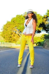 Kennedy Carter - Yellow Pants