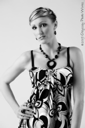 krissi marie - High End Fashion shoot