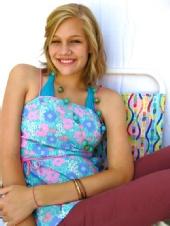 Eleanor Blase - beach chair!