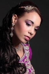 Sophia - Asian bridal shoot