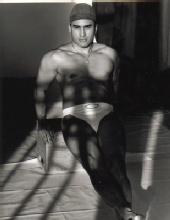 Andy - underwear modeling