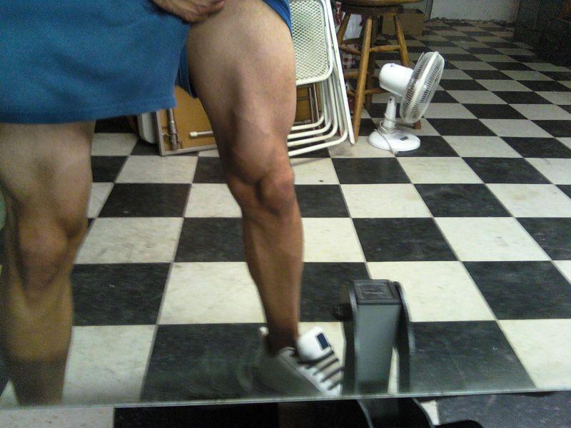 Chris - Legs
