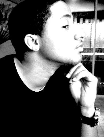 T.J. - pondering