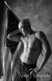 Colt Ringer - photoshoot december