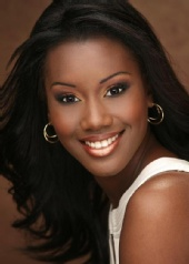 Monika Stewart - My Glamour Headshot