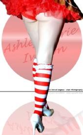 Ashley Marie - Santa's Bum