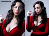 natalie Swift - Lady in Red