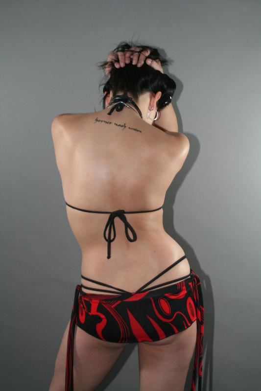 Kelly Raine - From Behind