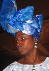 Black Beauty Vivian - Vivian Odeh