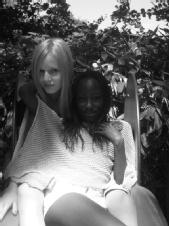 xNinaa - me & a friend.