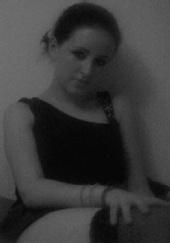 Karisey - Black and white - stockings