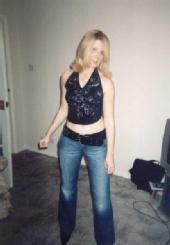 Emma Barker - party girl