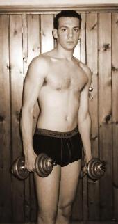 Nick Brincat - Nick Brincat -Weights