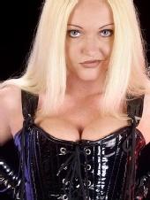 Stacey Roxanne - Black Corset