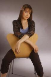 Aimz - Amy sitting