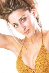 shelly - Gold bikini