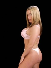 Michelle May - Baby Pink Wonderbra