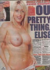 Elise Mcqueen - National newspaper article
