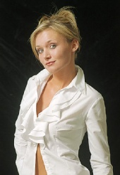 Lindsey Perry - White Shirt