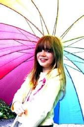 tanisha_powell - its raining