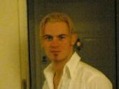 Kirk Readings - Blonde hair