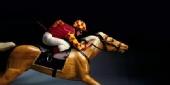 Martin - Jockeyand Horse