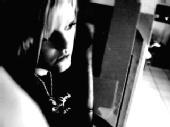 Megan - Black & White Shot 2