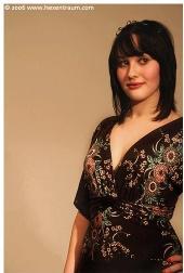 Louise Gallie - Grey Dress