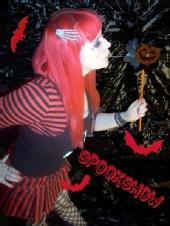 Spookshow Kayleigh - Queen of Halloween ©