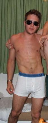 dick - Me in boxers