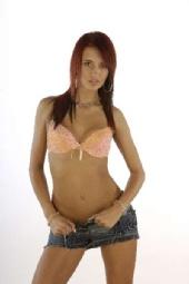 VickyD - Leopard bra