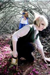 Nimbus - Alice in Wonderland [I am the White Rabbit]