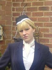 Jenna Lavender - Air hostess