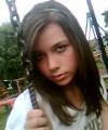 Jemma - me on a swing :P
