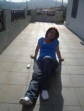 Laura - outside