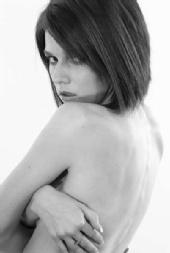 Anna B - Iplied topless
