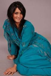 Sadia - Asian attire