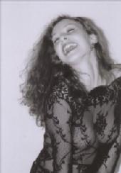 Angelyne - laughing