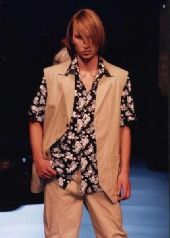 Andrew M. - Fashion Week 2003 (Kyiv/Ukraine)