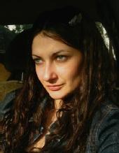 JuliaAlyokhina - self-portrait