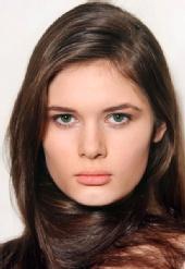 Ksenia Surikova - Portrait