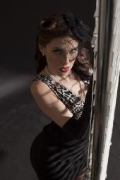 Stoney Vintson Photography - BrittanyInked Film Noir