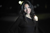 Shaz AG - Portrait in the park (Night Mode)