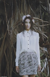 CY Leong - Claudia