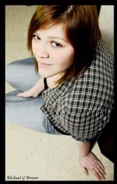 Ashley A - my photographer friend did a photo shoot